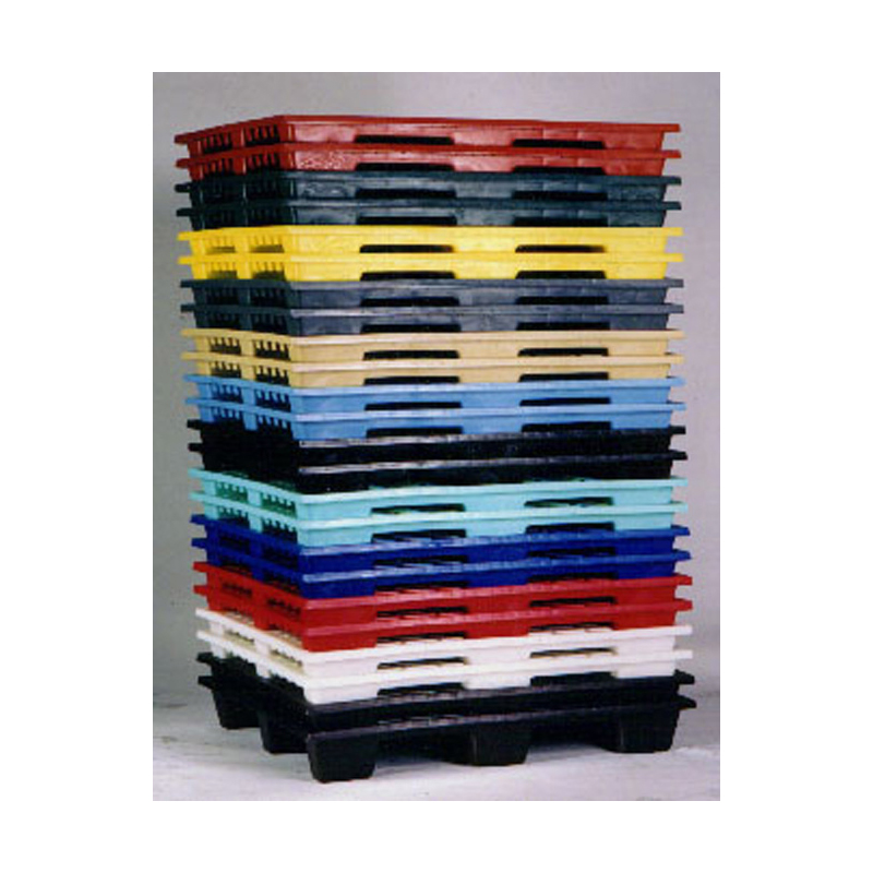 US Plastic Pallets & Handling, US Plastic Pallets, plastic pallets, plastic skids, economical pallets, export pallets, nestable pallets, stackable pallets, rackable pallets, transport pallets, display pallets, custom made pallets, custom made skids, bulk containers, one-way shipping pallets, Hopkinton MA, solid top, smooth top