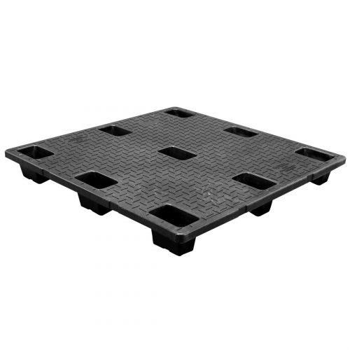 Solid Deck Export Plastic Pallet