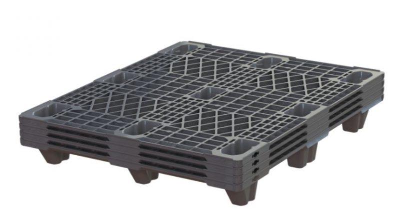 Nestable Plastic Pallet 48 x 40