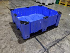 "Vented 18"" Bulk Container"